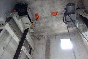copas ascenseurs gearless sans machinerie bâtiments neufs