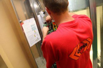 Copas ascenseurs maintenance entretien SAV technicien asensoriste