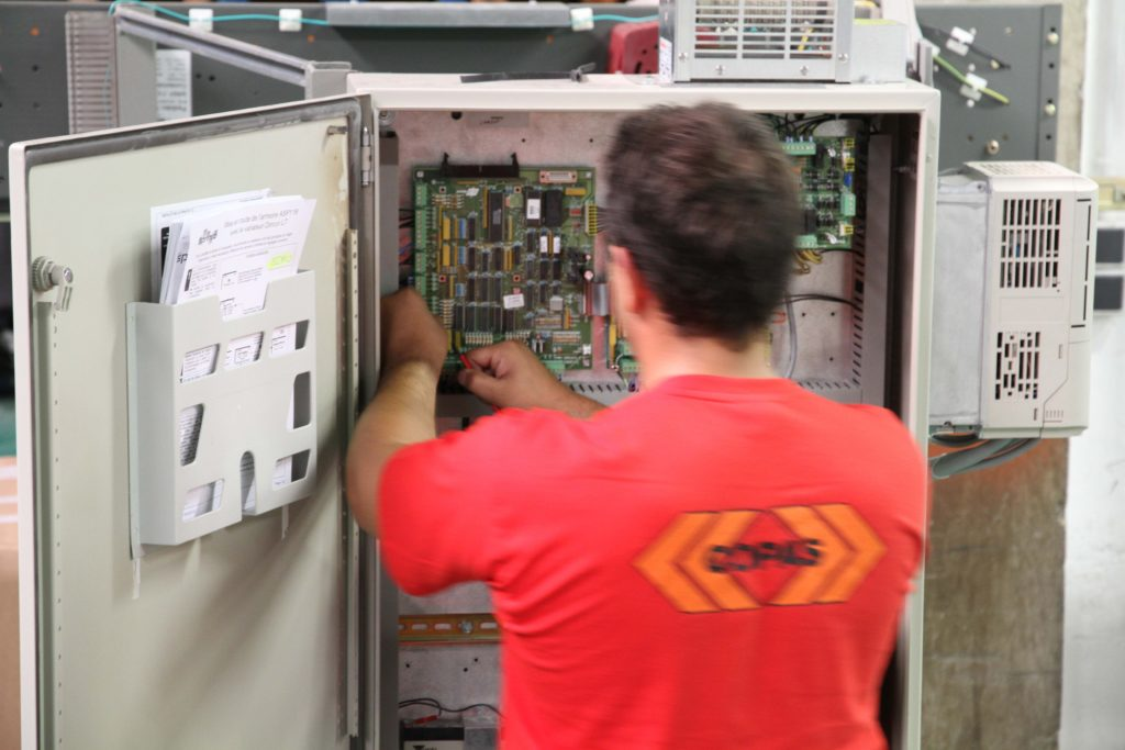 Copas ascenseurs maintenance entretien SAV