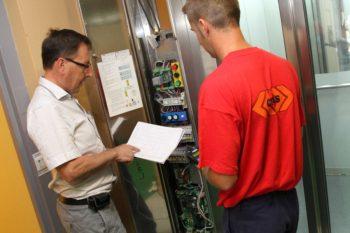 Copas ascenseurs Suivi de vos installations contremaitre