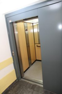 Copas ascenseurs cabine
