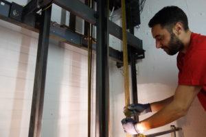 copas ascenseurs verification cables