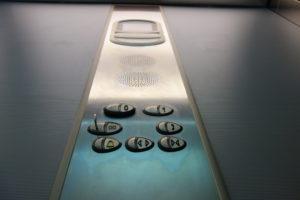 copas ascenseur boite à bouton modernisation