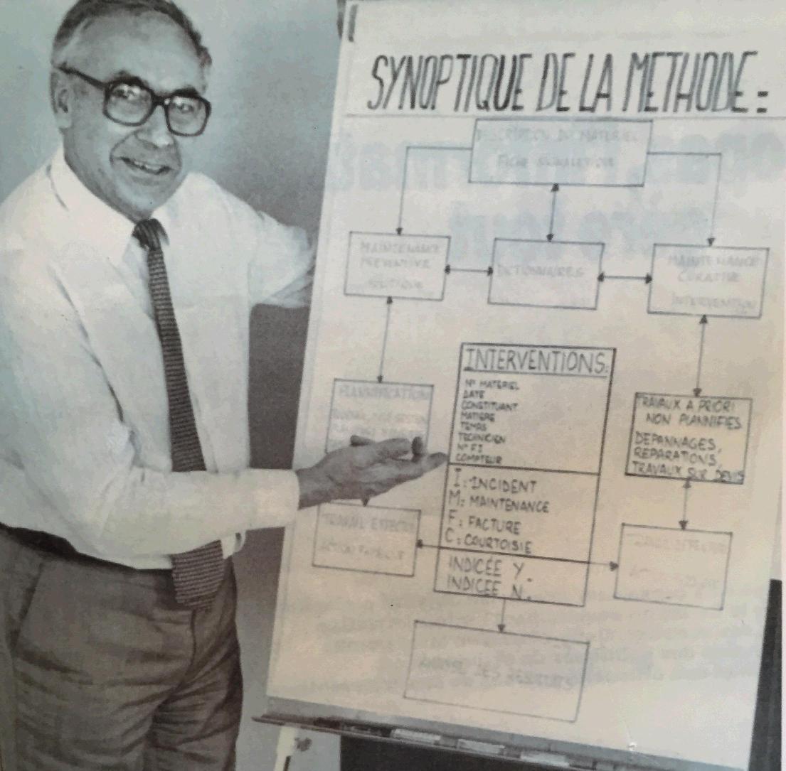 COPAS ASCENSEURS - JOSPEH LABROSSE SYNOPTIQUE
