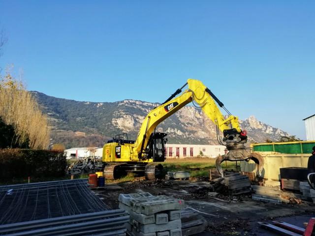 COPAS ASCENSEURS - TRAVAUX D'AGRANDISSEMENT