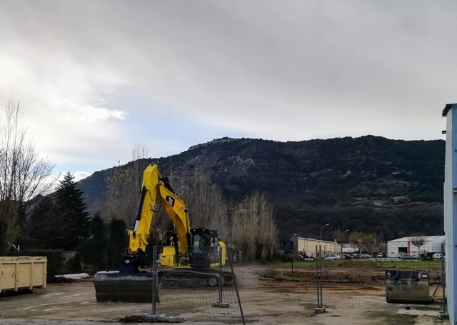 COPAS ASCENSEURS -TRAVAUX D'AGRANDISSEMENT