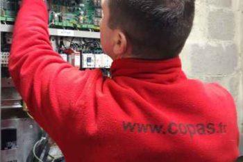 COPAS Ascenseurs- techniciens